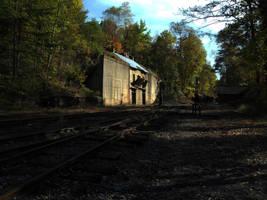 EBT Coal Tipple by simulatortrain