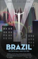 Movie Project Poster - Brazil by nedz