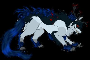 Rohkuh: He So Grrrr by Kamari-Inuzuka