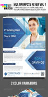 Multipurpose Corporate Flyer Vol 5 by jasonmendes
