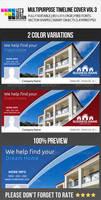 Multipurpose Facebook Timeline Cover Vol 3 by jasonmendes