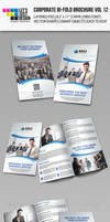 Creative Corporate Bi-Fold Brochure Vol 12 by jasonmendes