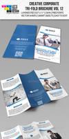Creative Corporate Tri-Fold Brochure Vol 12 by jasonmendes