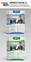 Corporate Flyer Template Vol 13 by jasonmendes