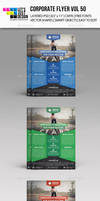 Corporate Flyer Template Vol 50 by jasonmendes