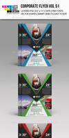 Corporate Flyer Template Vol 51 by jasonmendes