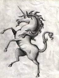 Unicorn by AlbaRadelwho