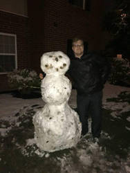 Mr. Snowman! by Niceguy567