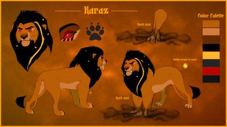 Karaz [Commission] by Ale-Tie