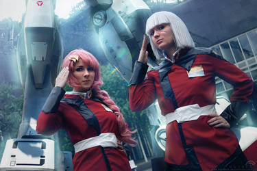 [Gundam] by F-elicia