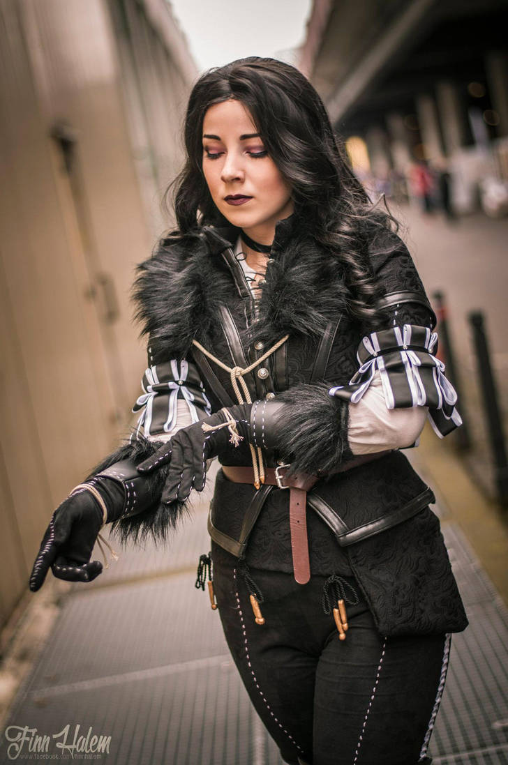 Yennefer by F-elicia