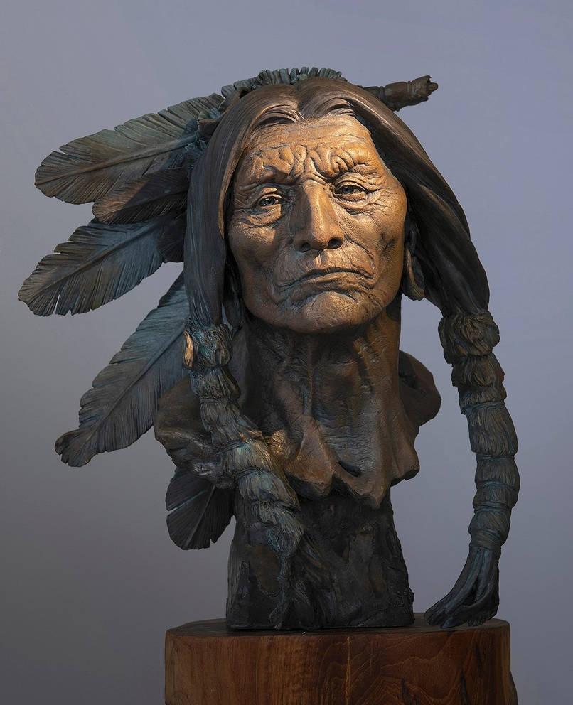 Cheyenne - Old Wisdom by renemarcel27