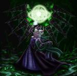 The Dragon Witch Sherazekhorath by MichaelPatrick42