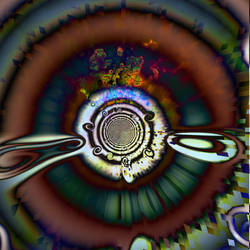 Albert Hofmann's Retina by LMarkoya