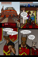 Brave The Fortress: Page 1 by GigaLeo