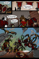Brave The Fortress: Page 2 by GigaLeo