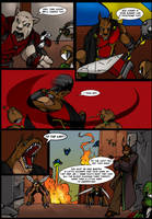 Brave the Fortress: Page 3 by GigaLeo