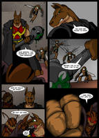 Brave the Fortress: Page 5 by GigaLeo