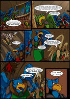 Brave The Fortress: Page 10 by GigaLeo