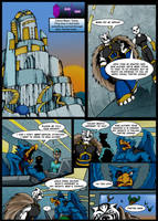 Brave The Fortress: Page 11 by GigaLeo