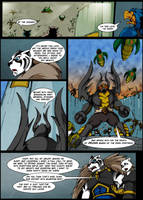 Brave The Fortress: Page 12 by GigaLeo