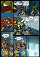 Brave The Fortress: Page 14 by GigaLeo