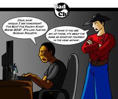 Bad Chi: Shot in the dark by GigaLeo
