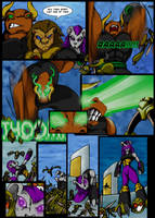 Brave The Fortress: Page 18 by GigaLeo