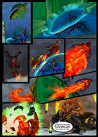 Brave the Fortress: Page 19 by GigaLeo