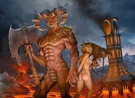 Demons by Viviengros
