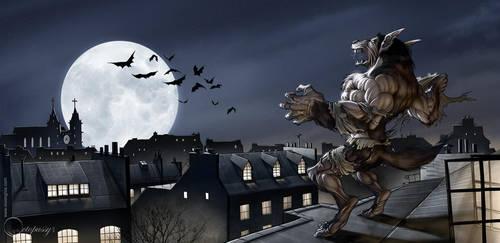 Werewolf by Viviengros