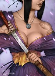 Warrior 4 by Viviengros