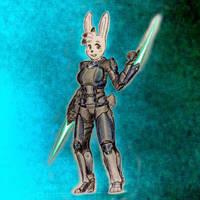Muko-Fanart: Argon Armor by Justinnator 4 by DaigaijinTOASTERCAT