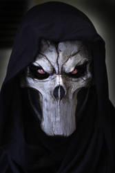 Death mask by SatanaelArt