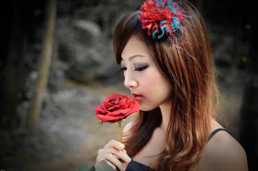 Rosa - 3 by Mi-kako