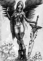 Angel Killer2 by LordMiste