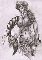 Corsair by LordMiste