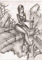 Zuzana by LordMiste