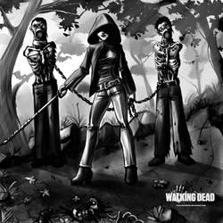 The Walking Dead by LordMiste