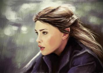 Arwen by Rheatheranger