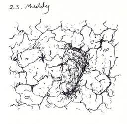 Inktober 2018-23 Muddy by HappyGloom