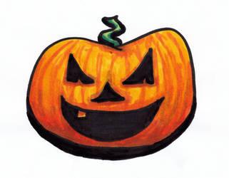 Happy Halloween! by HappyGloom