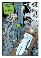 Vigil vs Dr Mopp by Kostmeyer
