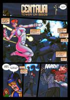 Centauri: Tower of Seeds page 1 by Kostmeyer