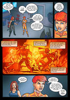 Thunder Force - Templar Trouble page 5 by Kostmeyer