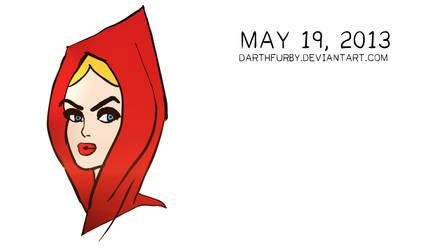 Red Riding Hood by darthfurby