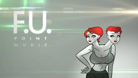 F.U. Point M.O.D.I.C. by darthfurby