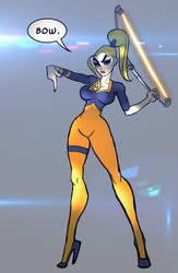 X-Bow by darthfurby