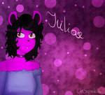 gitf Julia by ChicaSuperKiller