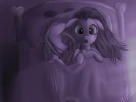 Sometimes It Happens (greyscale) by Miokomata